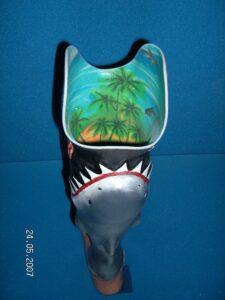 Haifischbein